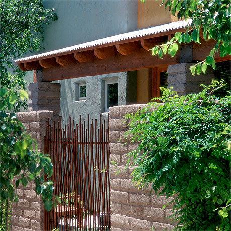 Tucson Artisan Builders home entry.